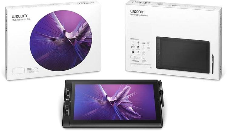 Новый планшет Wacom с 15,6″ экраном 4K и 4-ядерным Core i7 оценён в 99