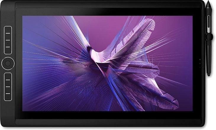 Новый планшет Wacom с 15,6″ экраном 4K и 4-ядерным Core i7 оценён в $3499