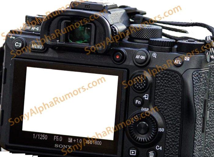 Опубликовано первое живое фото флагманской фотокамеры Sony α9II