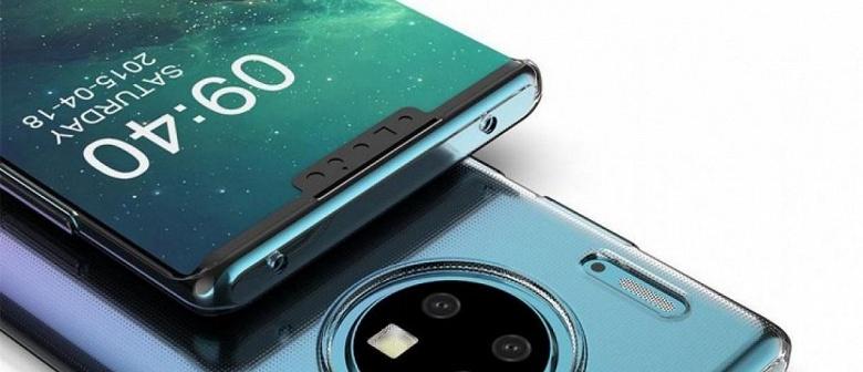 Huawei рекламирует возможности линейки Huawei Mate 30
