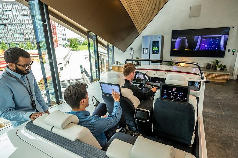 Samsung открыла интерактивное пространство нового формата Samsung KX