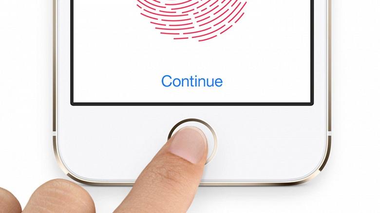 Touch ID живее всех живых. Apple не собирается отказываться от таких сканеров
