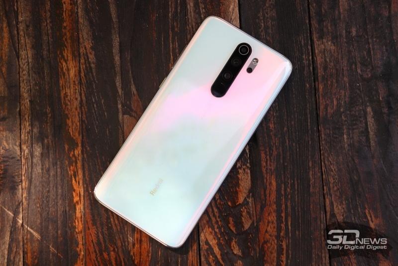 Новая статья: Первые впечатления от Xiaomi Redmi Note 8 Pro: смартфон с камерой на 64 мегапикселя