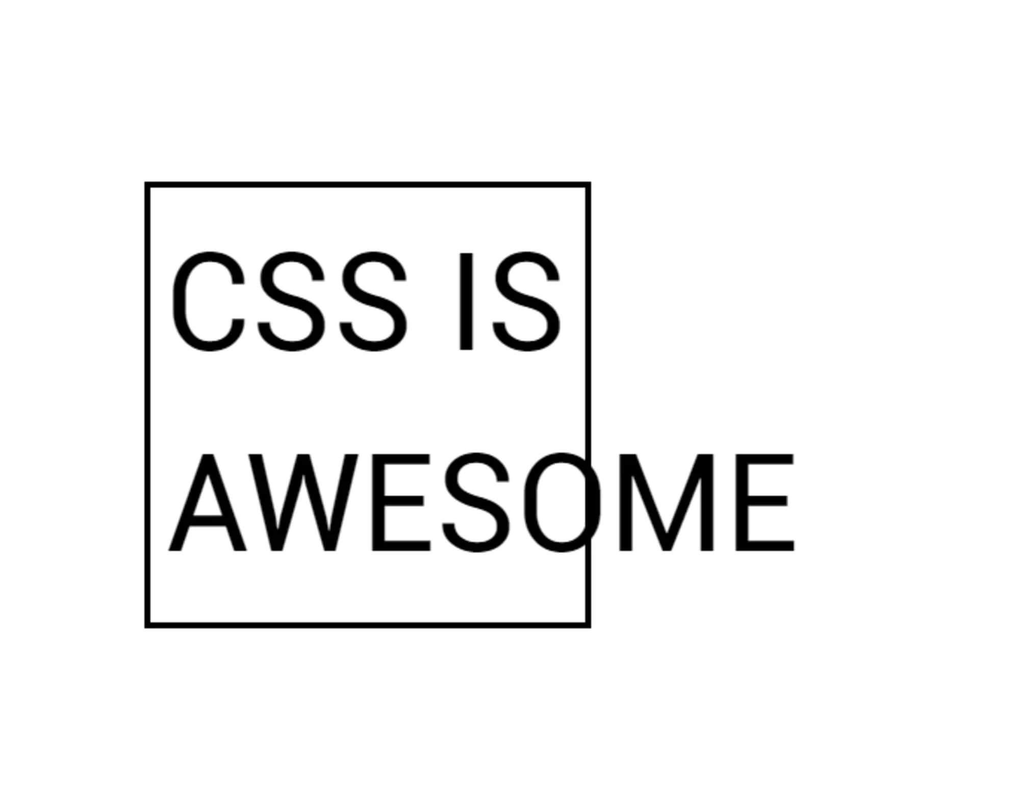 Переполнение и потеря данных в CSS - 1