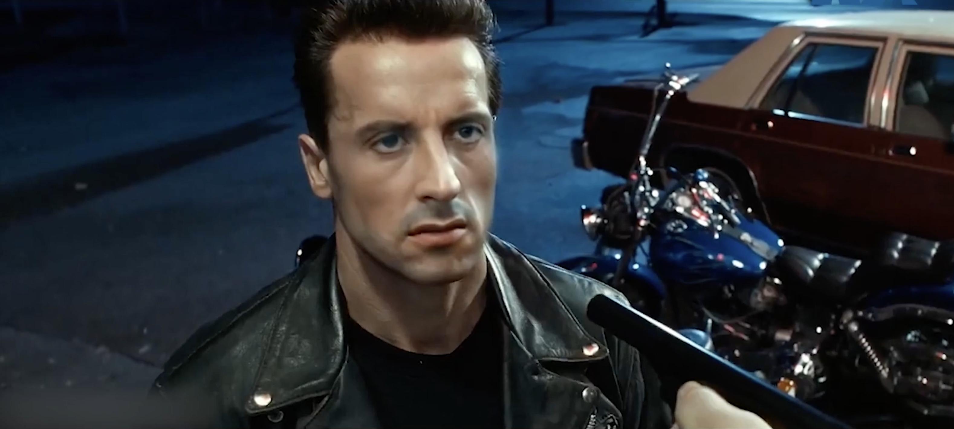Сильвестр Сталлоне сыграет Нео в Матрице, или Кино 2.0 - 1