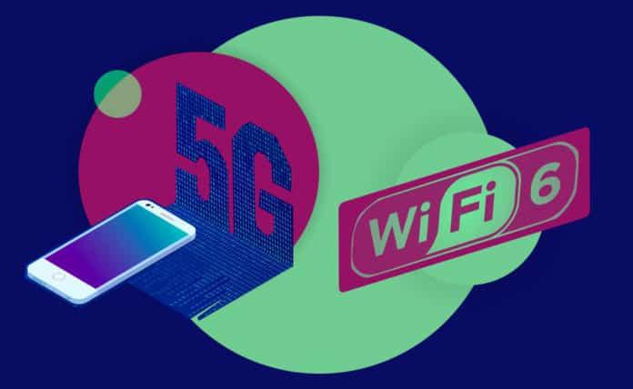 5G и WiFi 6: когда две сетевые технологии лучше, чем одна - 1