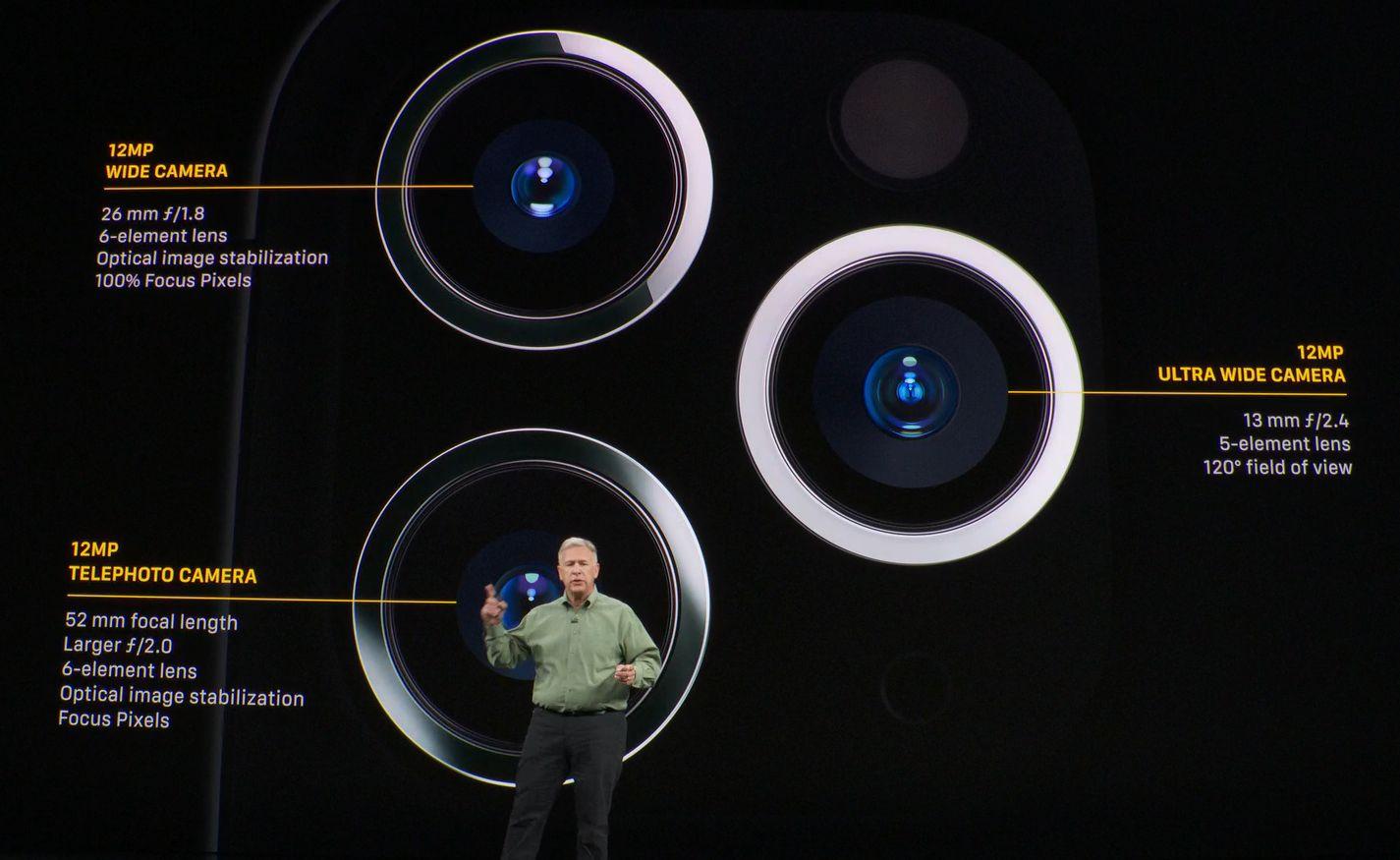 Apple представила iPhone 11, который почти вдвое быстрее любого Android-смартфона - 11
