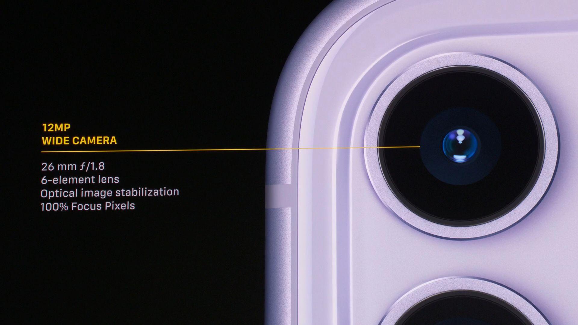 Apple представила iPhone 11, который почти вдвое быстрее любого Android-смартфона - 3
