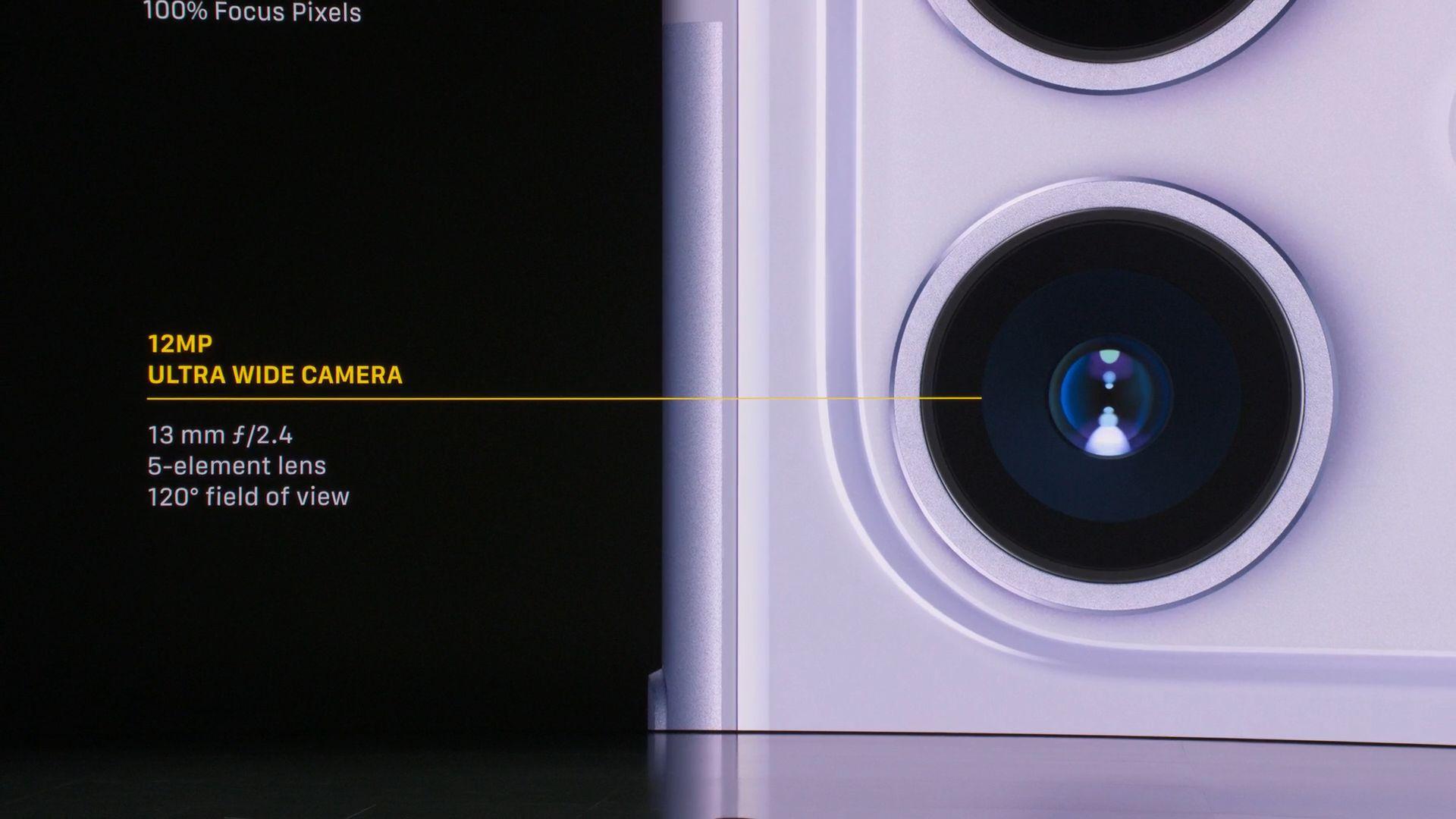 Apple представила iPhone 11, который почти вдвое быстрее любого Android-смартфона - 4