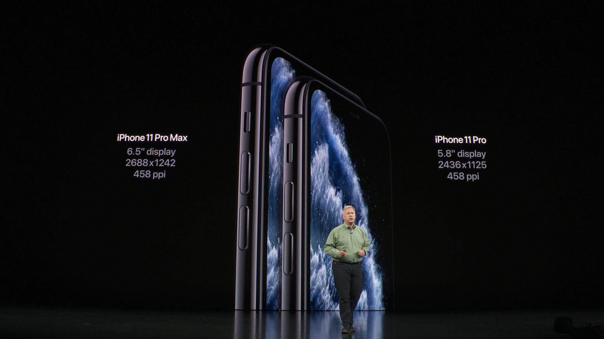 Apple представила iPhone 11, который почти вдвое быстрее любого Android-смартфона - 7