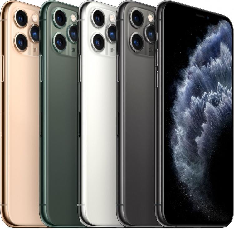 Apple представила новые iPhone: 4 камеры, продвинутые видеовозможности и другие плюсы