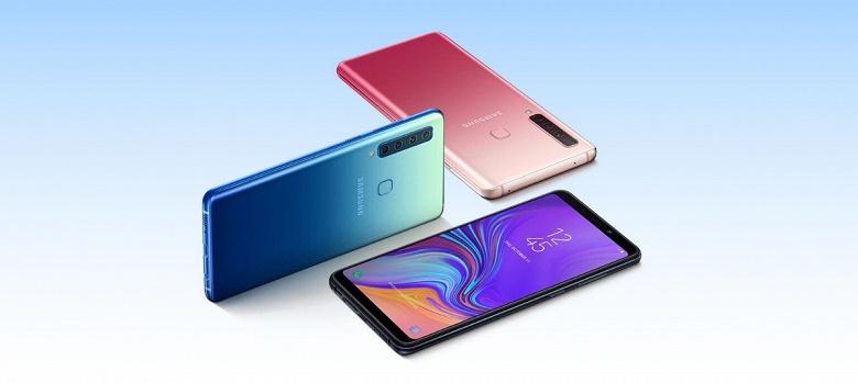 Samsung обновляет свой самый продаваемый смартфон Samsung Galaxy A50 чаще остальных
