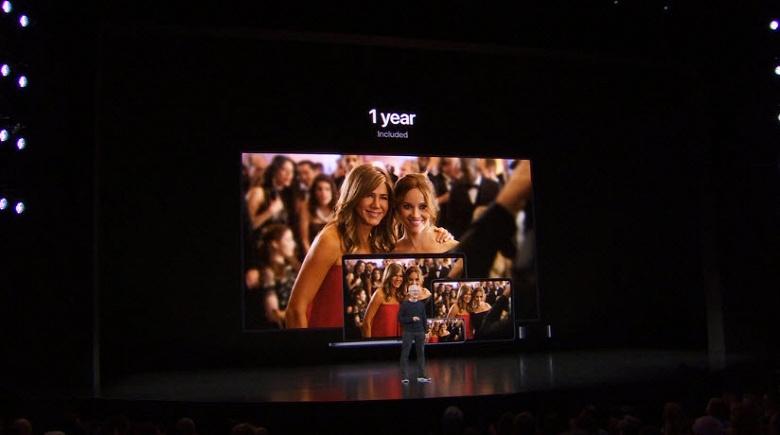 Год в подарок для фанатов Apple. Представлен видеосервис Apple TV+