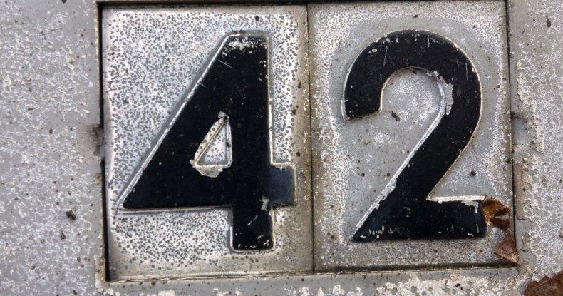 Математик решил загадку числа 42