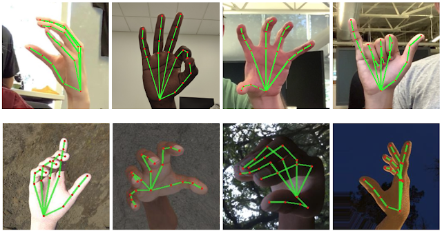 Нейронные сети для трекинга рук в режиме реального времени - 3