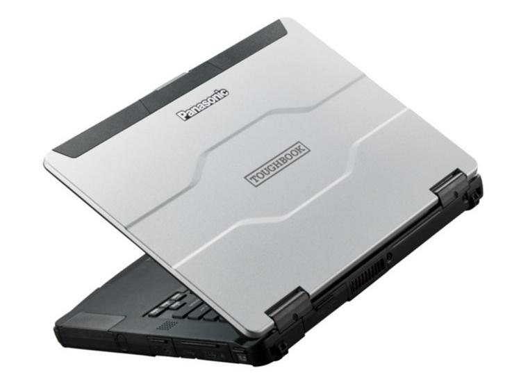 Ноутбук Panasonic Toughbook 55 работает без подзарядки до 20 часов