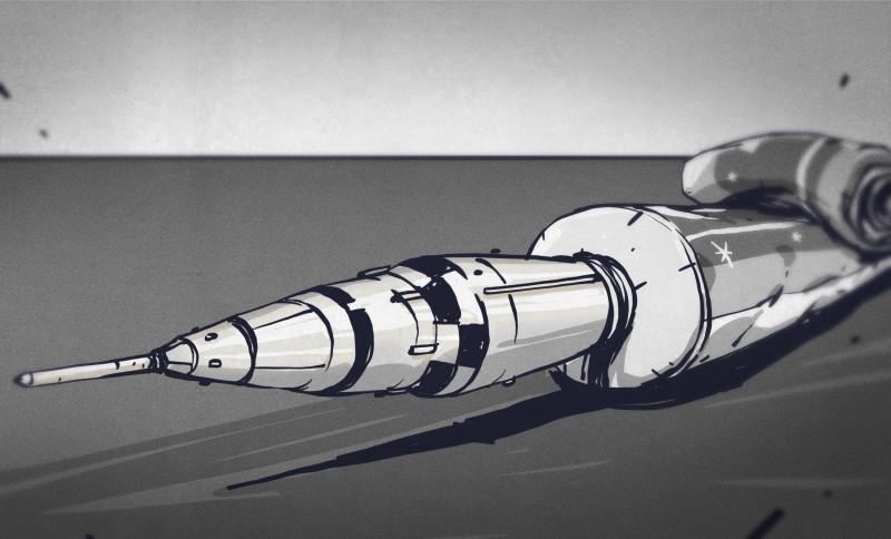 Почему в будущем космические корабли будут делать методом экструзии - 1