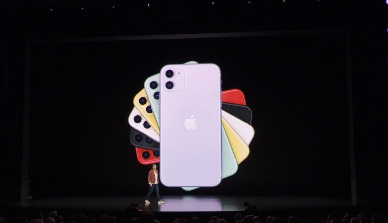 Представлен смартфон Apple iPhone 11