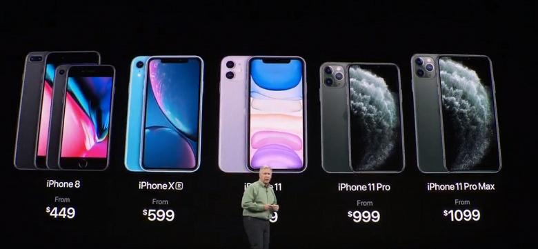 Представлены смартфоны Apple iPhone 11 Pro и iPhone 11 Pro Max