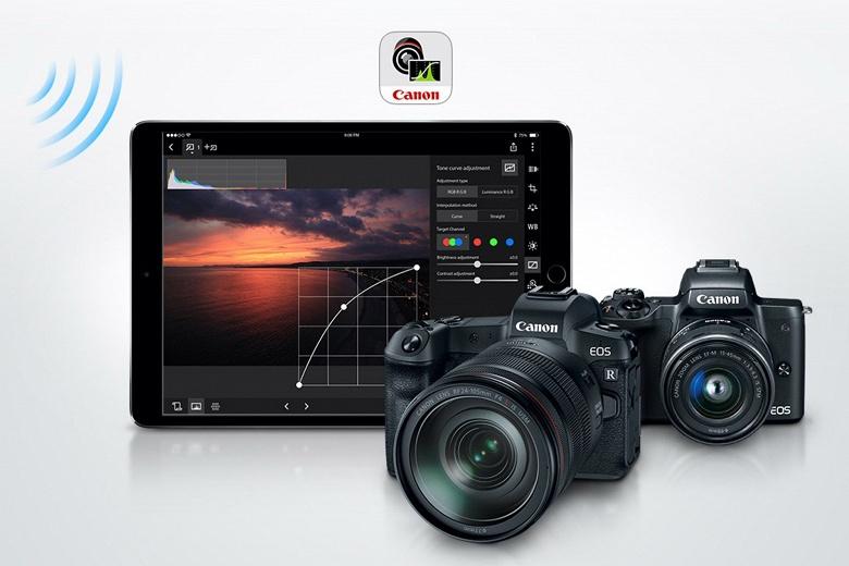 Приложение Canon DPP Express для iPad скоро потребует ежемесячной подписки