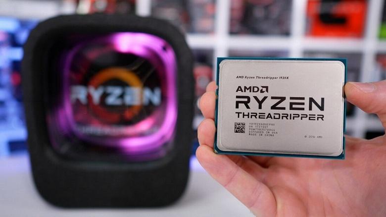 Процессоры Ryzen Threadripper 3000 будут разделены на две группы с различными параметрами