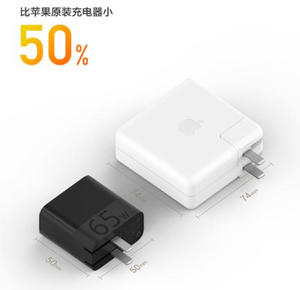 Вдвое меньше и втрое дешевле, чем у Apple. ZMI выпустила 65-ваттное зарядное устройство для MacBook, iPhone и других устройств
