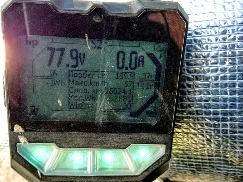 Выходные на электромопеде с бензогенератором - 18