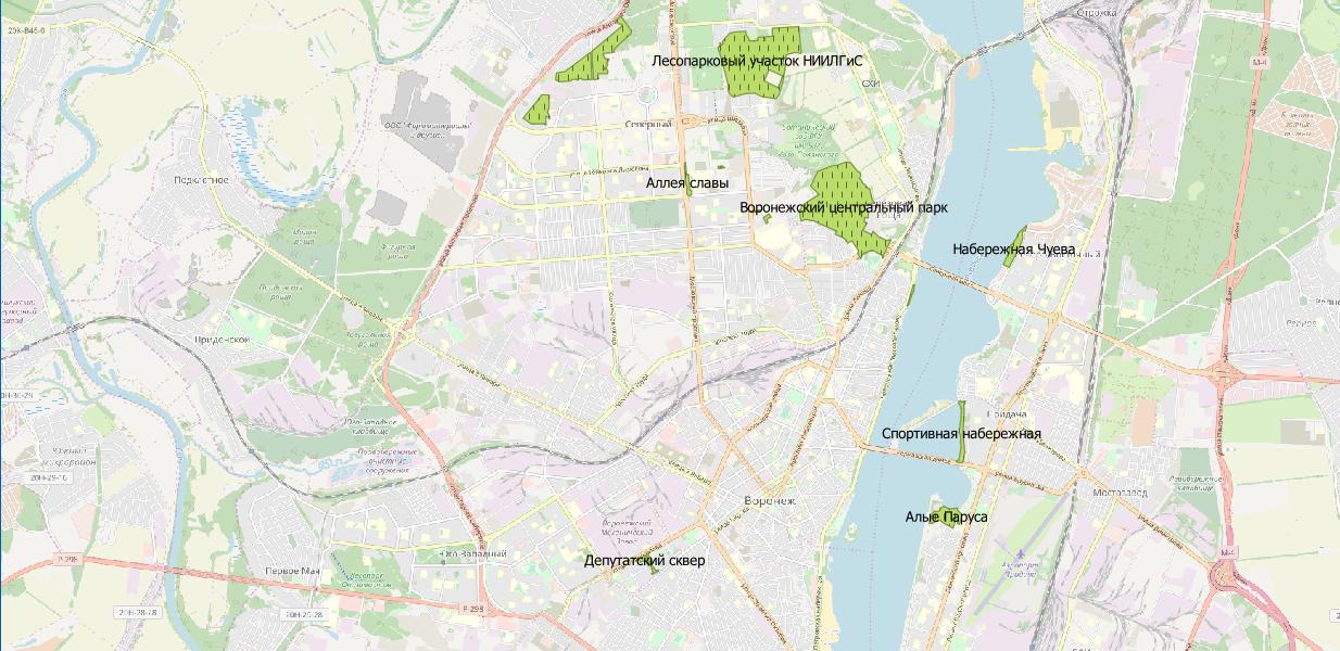 Импорт OpenStreetMap. От бинарного исходника к таблице в БД в несколько шагов - 3
