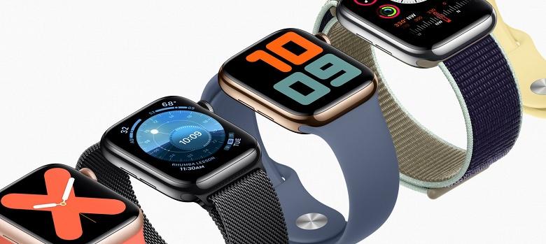 Оказалось, что умные часы Apple Watch Series 5 получили больше флэш-памяти, чем многие бюджетные смартфоны