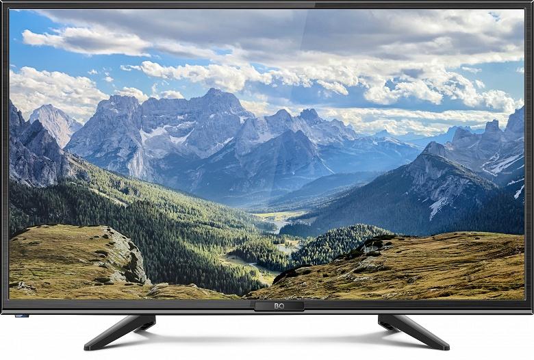 Российский бренд BQ выходит на рынок телевизоров с доступными моделями