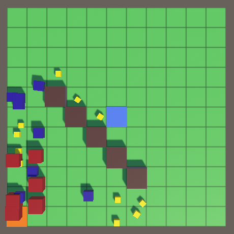 Создание игры Tower Defense в Unity: сценарии и волны врагов - 3