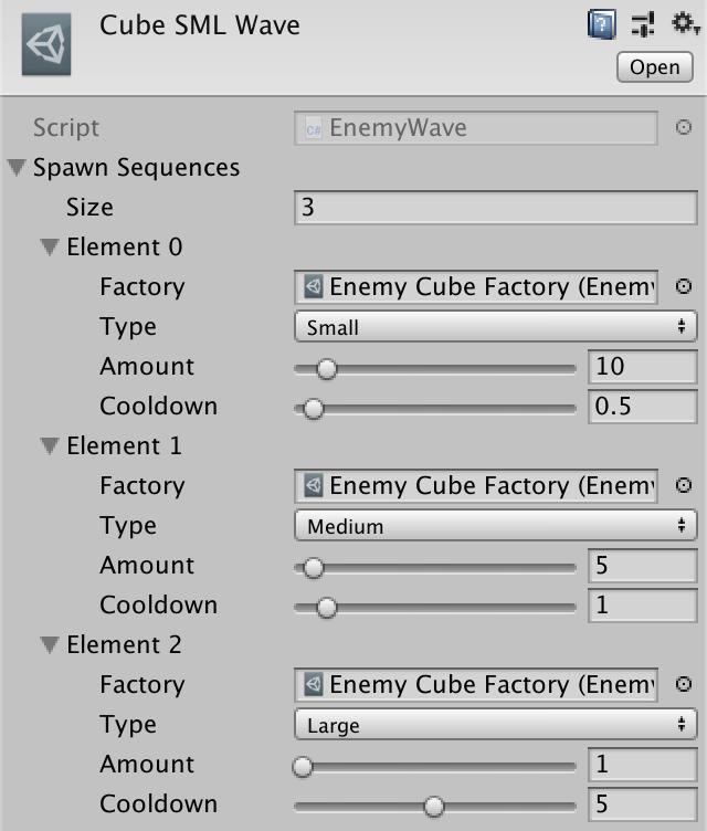 Создание игры Tower Defense в Unity: сценарии и волны врагов - 5