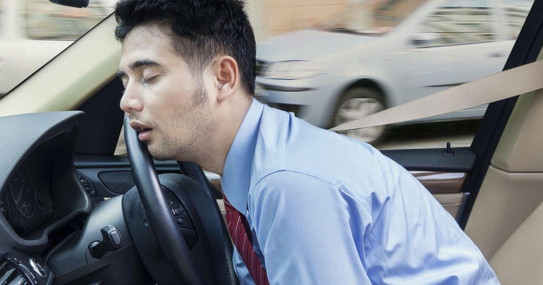 порадуют картинка водитель спит за рулем ходе