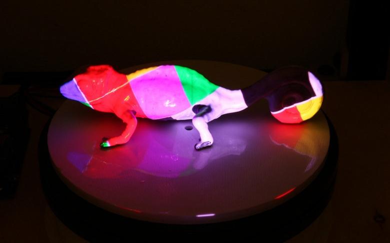 В США создан очень необычный краситель PhotoChromeleon Ink