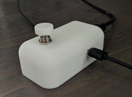 USB-педаль для переключения между компьютерами - 1