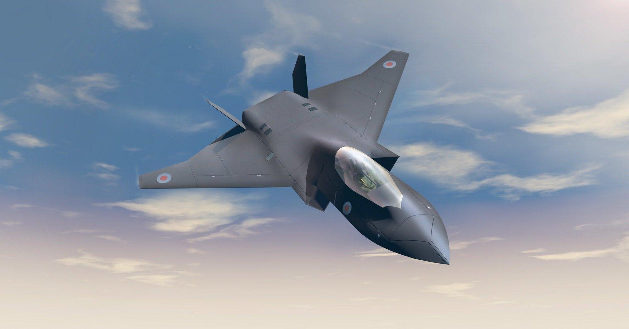 Италия поможет сделать истребитель 6-го поколения