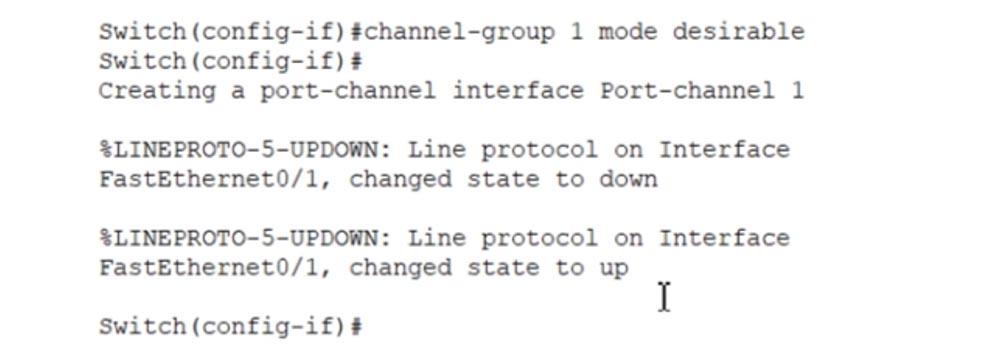 Тренинг Cisco 200-125 CCNA v3.0. День 38. Протокол EtherChannel для 2 уровня OSI - 15