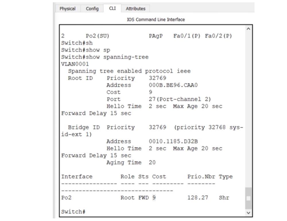 Тренинг Cisco 200-125 CCNA v3.0. День 38. Протокол EtherChannel для 2 уровня OSI - 18