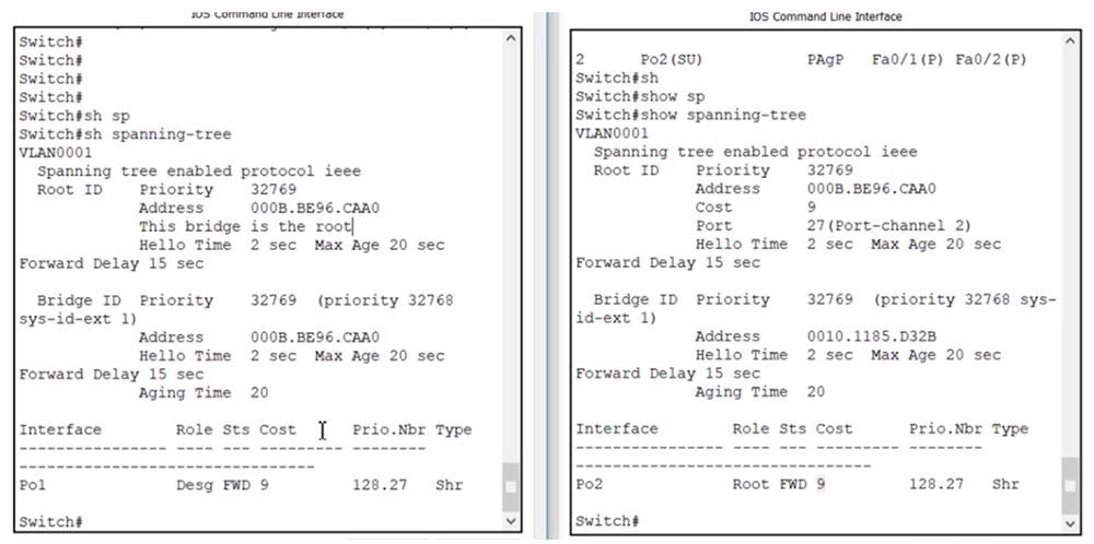 Тренинг Cisco 200-125 CCNA v3.0. День 38. Протокол EtherChannel для 2 уровня OSI - 19