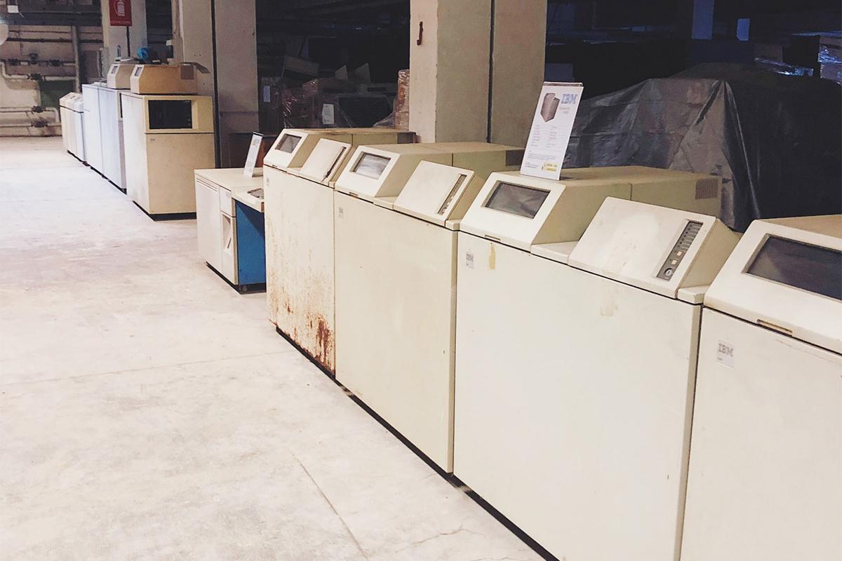 22 компьютерных музея: путеводитель для путешествующих по Европе инженеров - 13