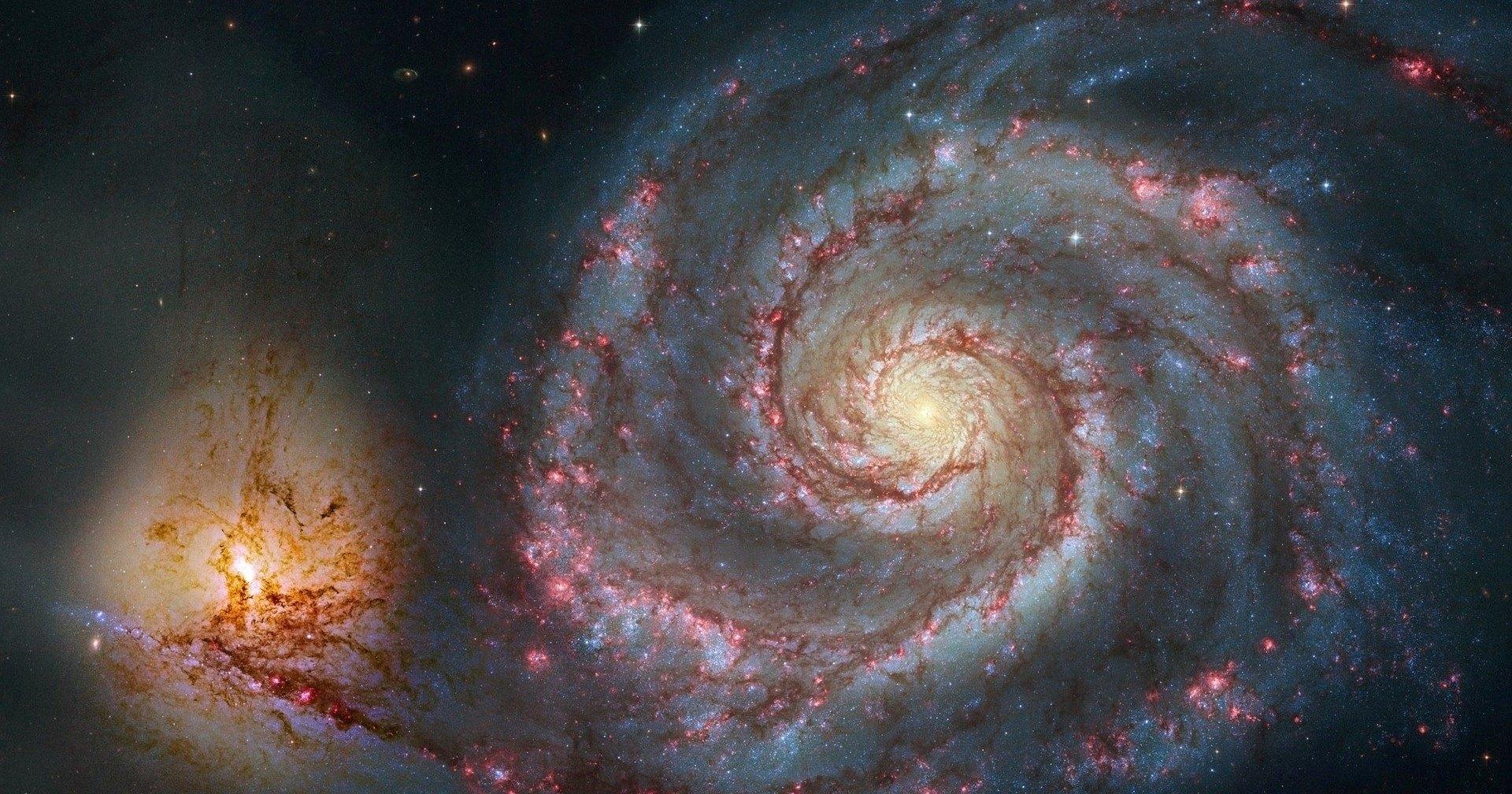 Астрономы «омолодили» Вселенную на 2 миллиарда лет