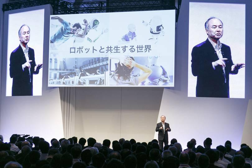 Как SoftBank поглотил мир - 2