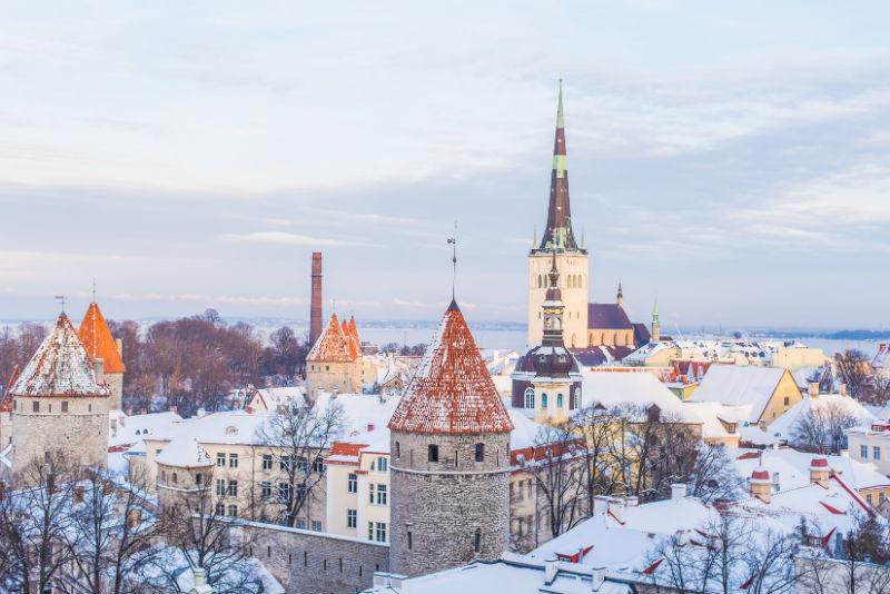 Переезд программиста в Эстонию: работа, деньги и стоимость жизни - 1