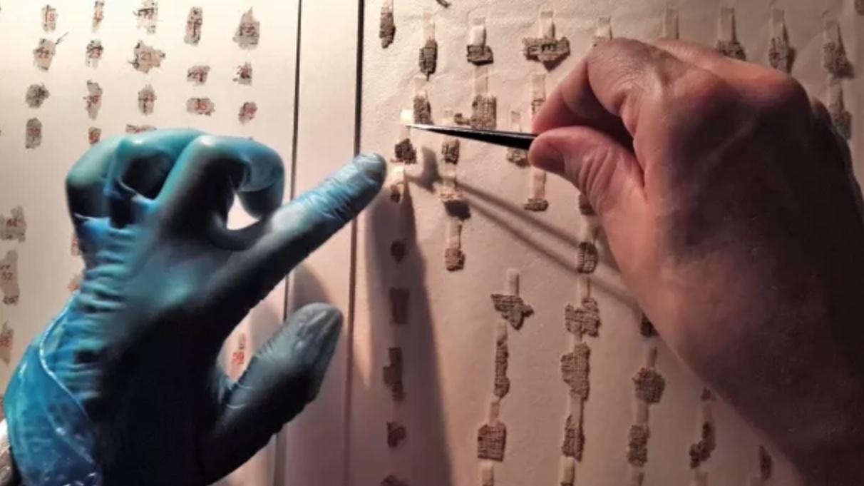 Рукописи не горят: секрет долговечности свитков Мертвого моря, датируемых 250 годом до н.э - 5