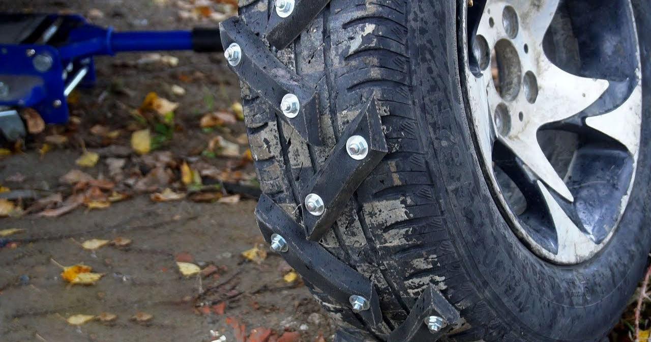 Самодельные колеса-вездеходы: по грязи с ветерком