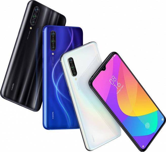 Смартфон Xiaomi Mi 9 Lite оказался улучшенной версией Xiaomi CC9