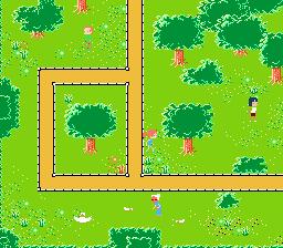 Современная игра для NES, написанная на Lisp-подобном языке - 3