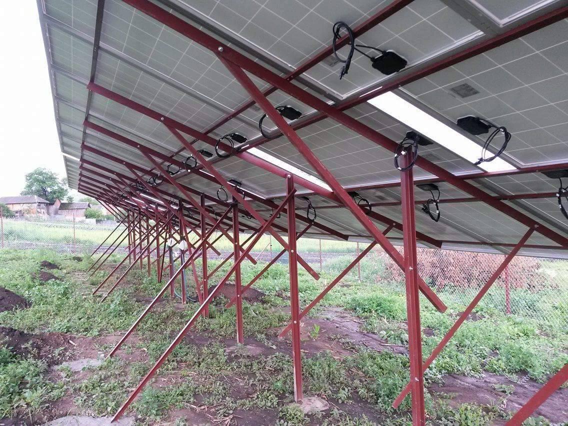 Зарабатываем на солнечной энергии или пассивный доход в 25% годовых, практический опыт. Часть 2 - 14