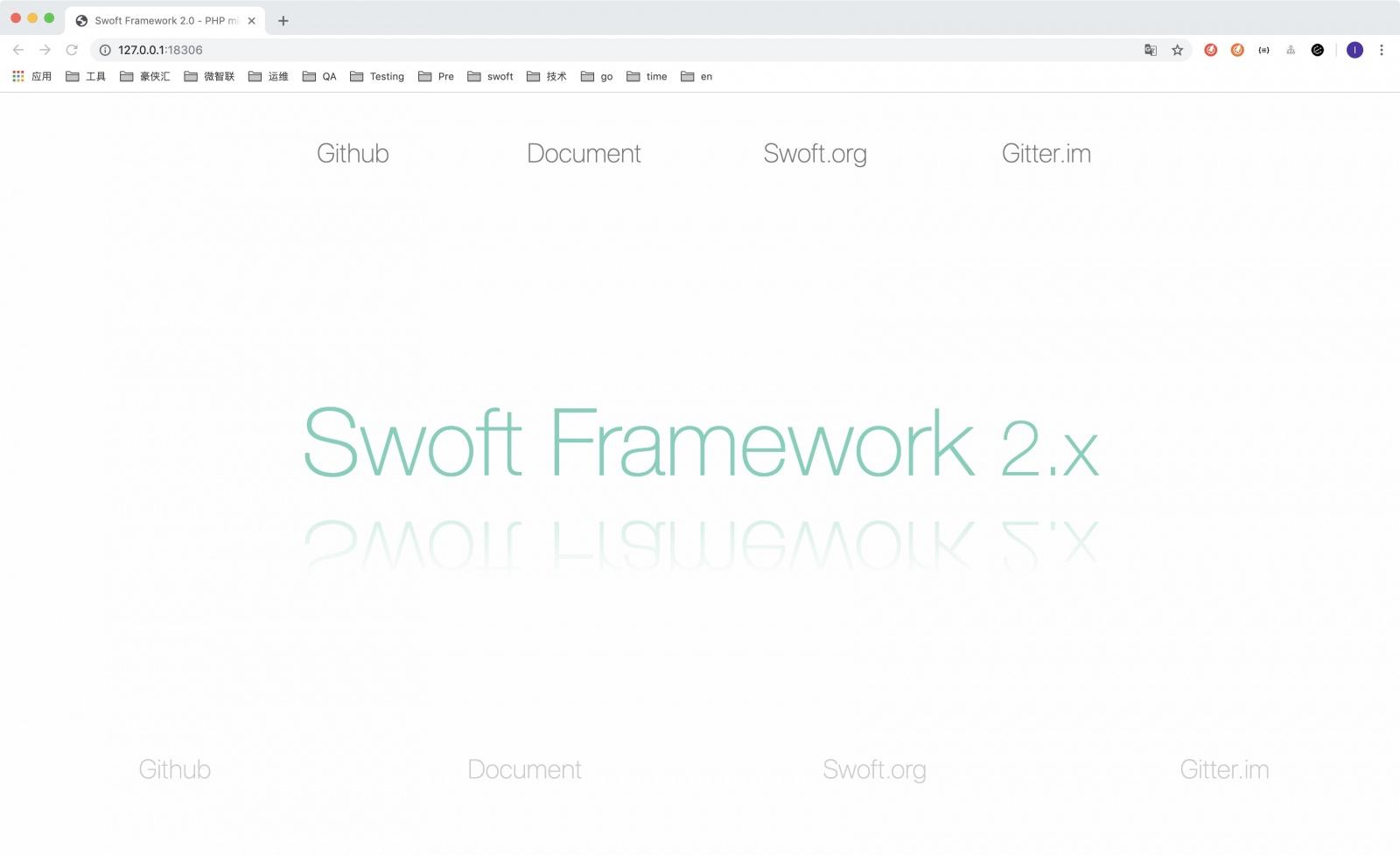 PHP microservice framework — `Hello world` of Swoft - 2