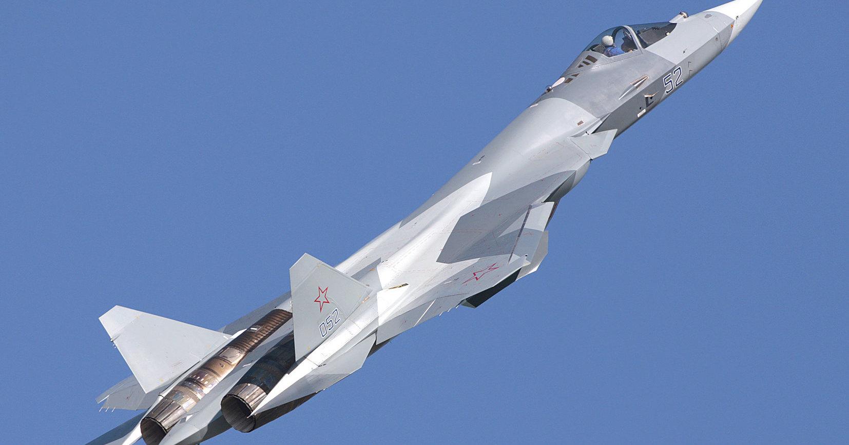 Двигатели для Су-57 разрабатывают в виртуальной реальности